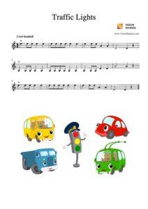 Traffic Lights ViolinSchool