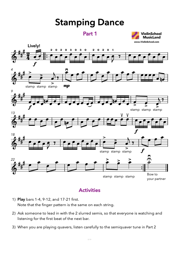 https://www.violinschool.com/wp-content/uploads/2020/03/Course-B-Parent-and-Child-Stamping-Dance-1.2.0-ViolinSchool.pdf